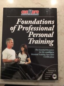 Canfitpro fitness instructor specialist books