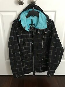 Burton women's winter jacket and snow pants - size small