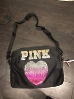 VS Pink Laptop Bag