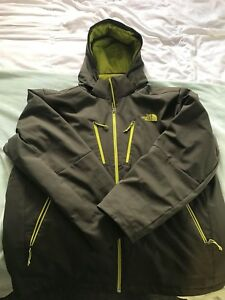 Men's 2xl north face winter jacket