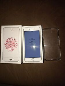 iPhone 6 Plus White/Gold Fido 16Gb