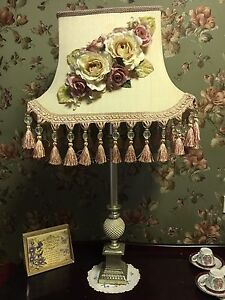 2 x FRENCH/BEDSIDE TABLE LAMPS Morley Bayswater Area Preview