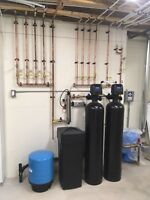 Licensed plumbing installation and service