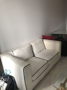 Structube quality Sofa, Fit for Condo!