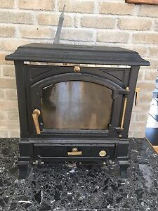 EFEL Wood Burning Stove - $750.00 Neg. *Buyer to remove all