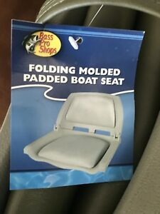 Brand new boat seats