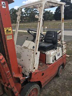 Forklift Datsun