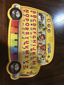 Leap frog touch magic bus