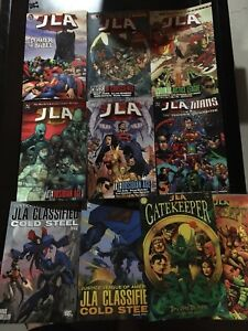 Justice League Graphic Novels only $10