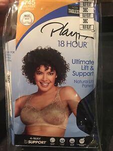 Brand new Playtex 18 hour wire free bra