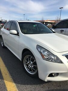 2012 Infiniti G37XS Loaded Excellent Condition