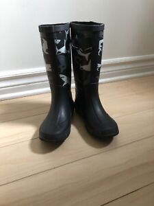 Unisex rubber boots for kids