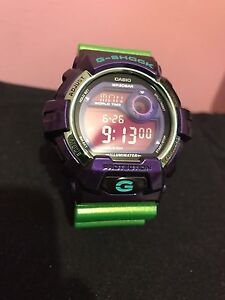 G-SHOCK WATCH LIMITED EDITION