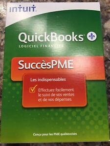 Logiciel financier Quickbooks