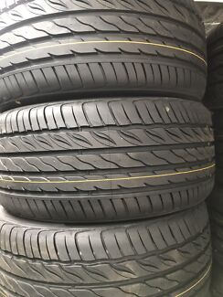 Brand new 235/40R18 tyres