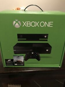Xbox 1 And Kinect