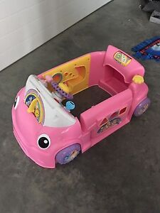 Fisher Price Learn & Go Car
