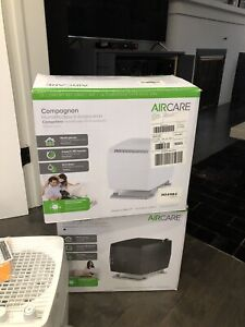 I have a pair of air care humidifier's (companion)