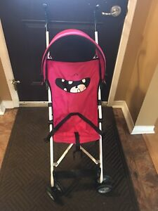 COSCO Pink Monster Umbrella Stroller
