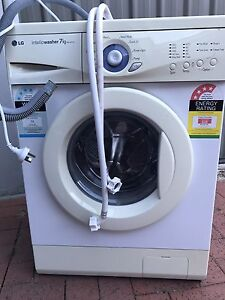 LG intellowasher 7kg washing machine Doubleview Stirling Area Preview