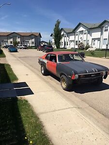 74 nova ss new sheet metal with only 1000km
