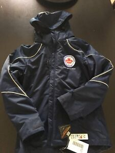 Ladies Air Search and Rescue Winter Coat (New)
