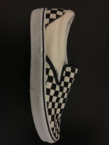 Vans classic checker shoes