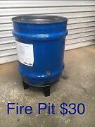 Fire Pit Drum Shepparton Shepparton City Preview