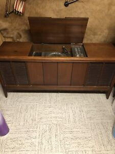 Old furniture stereo