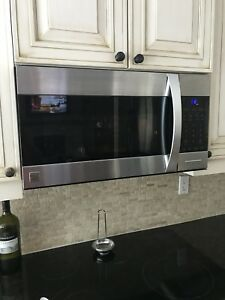 Kenmore Elite Combo Microwave Oven