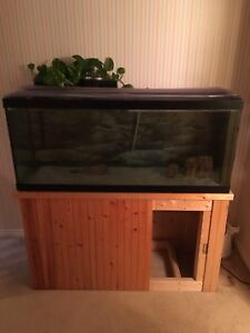 75g Aquarium with Stand and Equipment