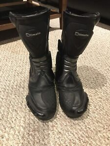 Altimate men's motorcycle boots