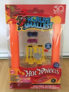 Hot Wheels Worlds Smallest