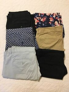 Gap/Old Navy Cotton Pants