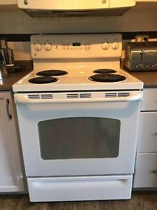 GE oven & over the range microwave