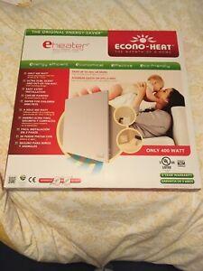 Econo-Heat ceramic wall panel heater