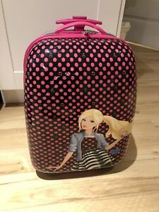 Barbie Carry-on Luggage