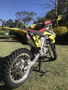 2012 RM-Z250 One Tree Hill Playford Area Preview