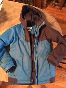 Boys Columbia Winter Coat SZ L 14/16