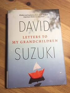 Lettres to my Grandchildren by Suzuki