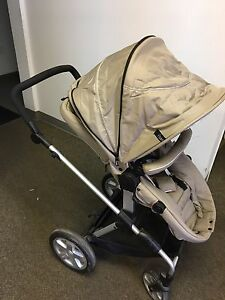 I'Coo Pacific Stroller (Stone)