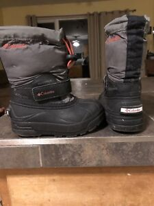Columbia size 10 boys boots