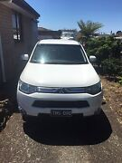 Mitsubishi outlander Devonport Devonport Area Preview