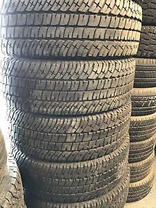 275/70R18 brand new takeoff tires.