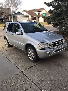 REDUCED!! Mercedes Benz ML 55 AMG