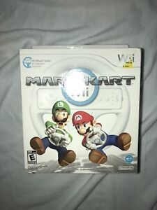 WII MARIO KART - PERFECT CONDITION