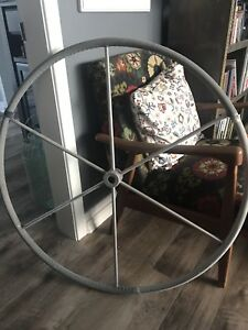 "36"" sailboat wheel"