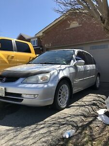 *** 2001 ACURA EL PARTS FOR SALE -LEATHER ***