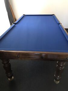 Slate pool table Safety Bay Rockingham Area Preview