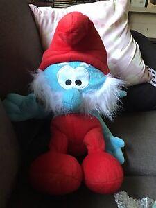 Papa Smurf plush toy Doveton Casey Area Preview